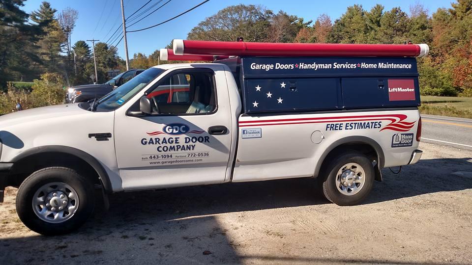 Garage For Service Trucks : Garage door more company